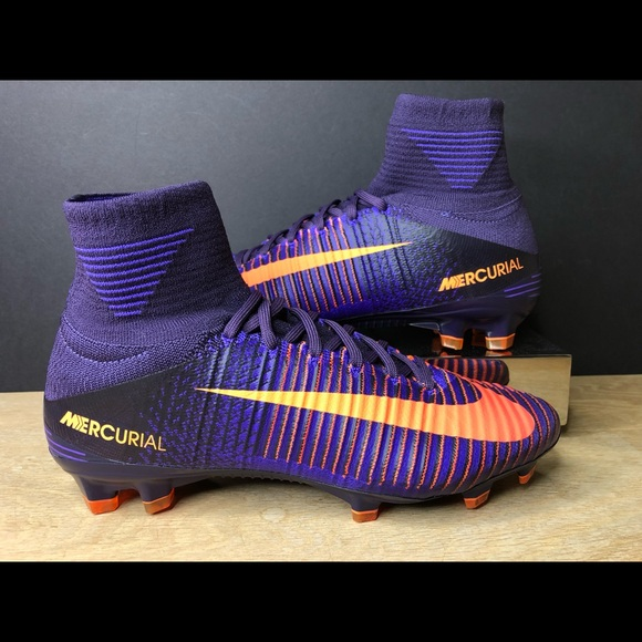 7a0d8d14e Nike Shoes | Mercurial Superfly V Fg Soccer Cleats Purple | Poshmark